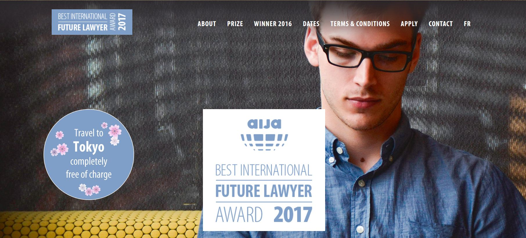 AIJA Best International Future Lawyer Award